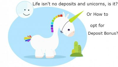 Play Online with Deposit Promo